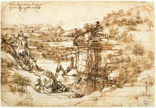 landscape-drawing-for-santa-maria-della-neve-1473