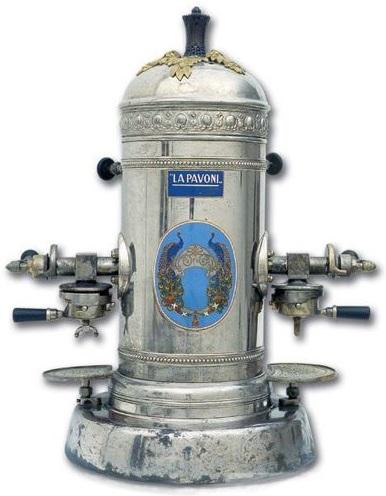 Pavoni-Espresso-Machine